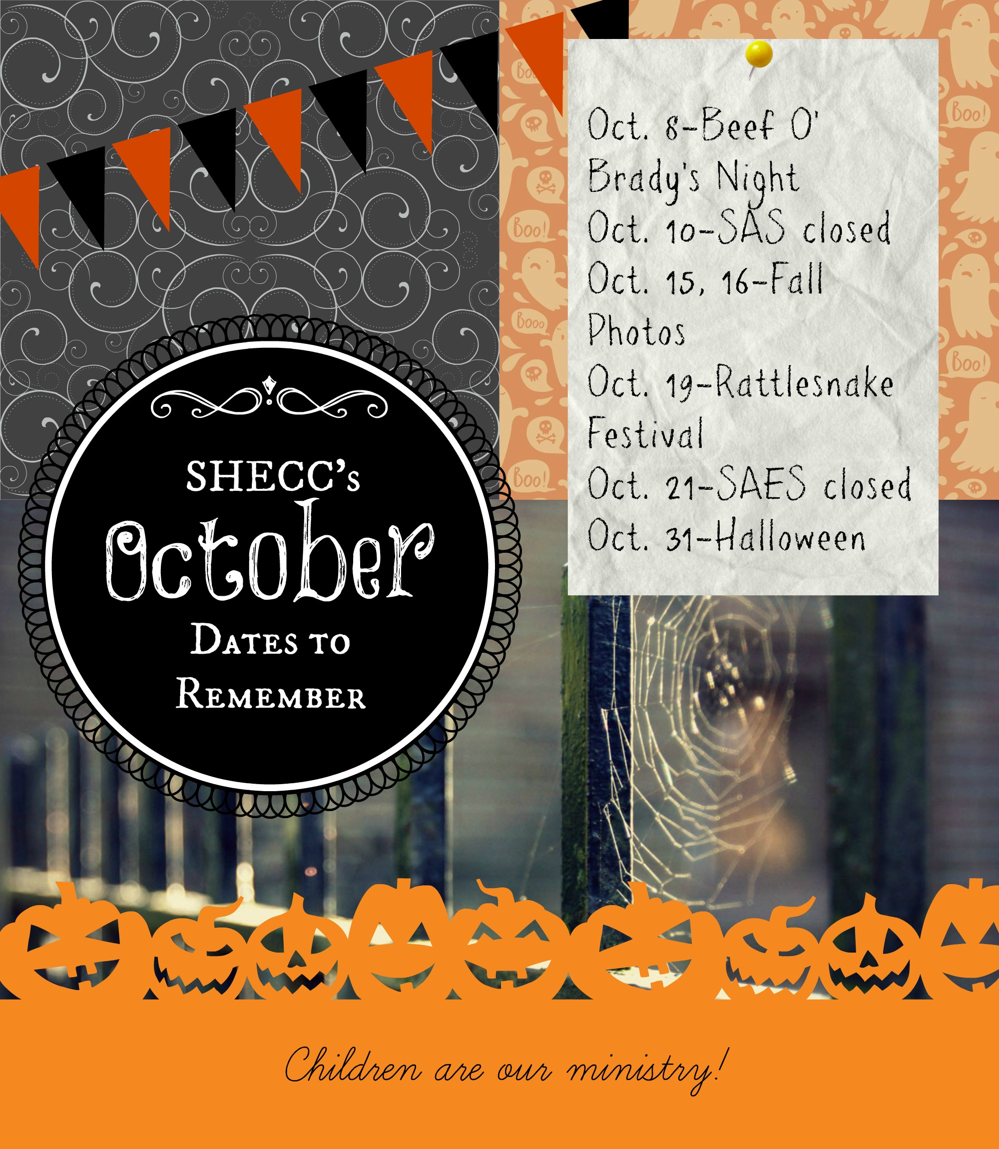 halloween dates to remember