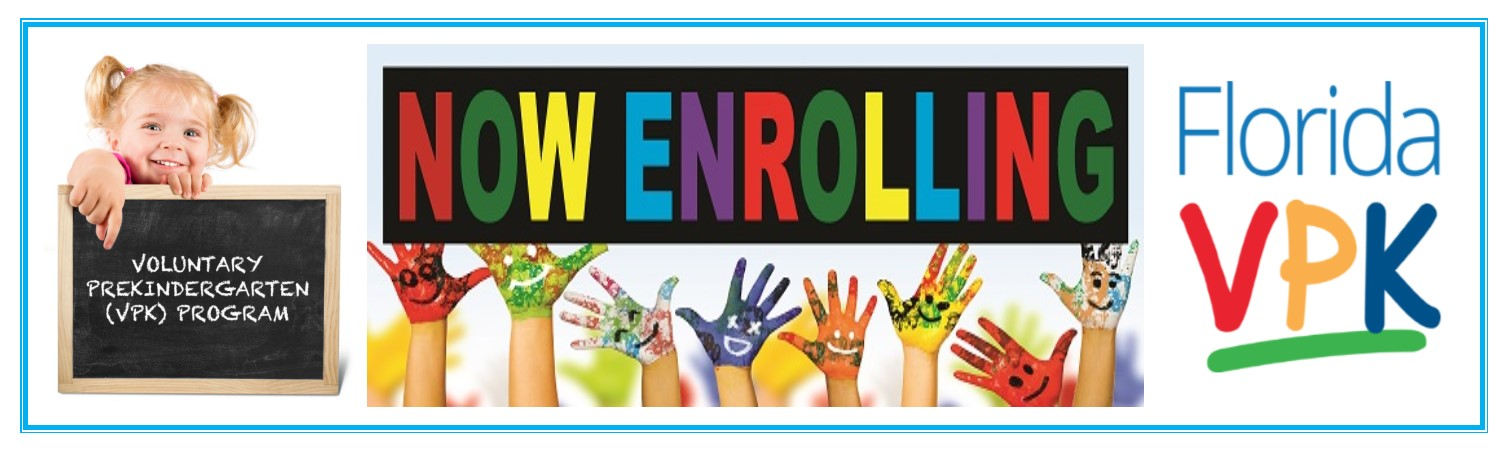 Enrolling Now!